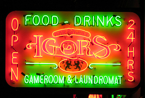 Igor's Lounge & Game Room